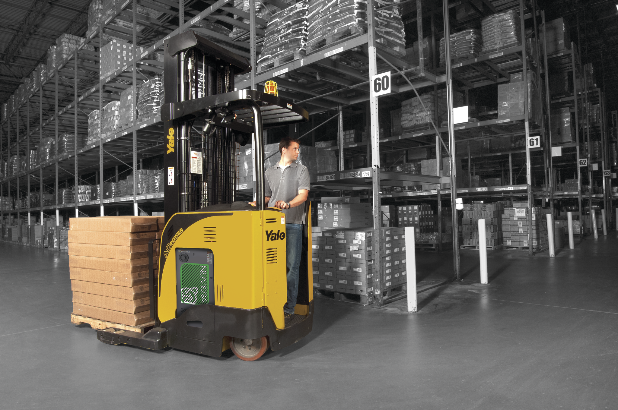 Hydrogen Fuel Cells For Forklifts