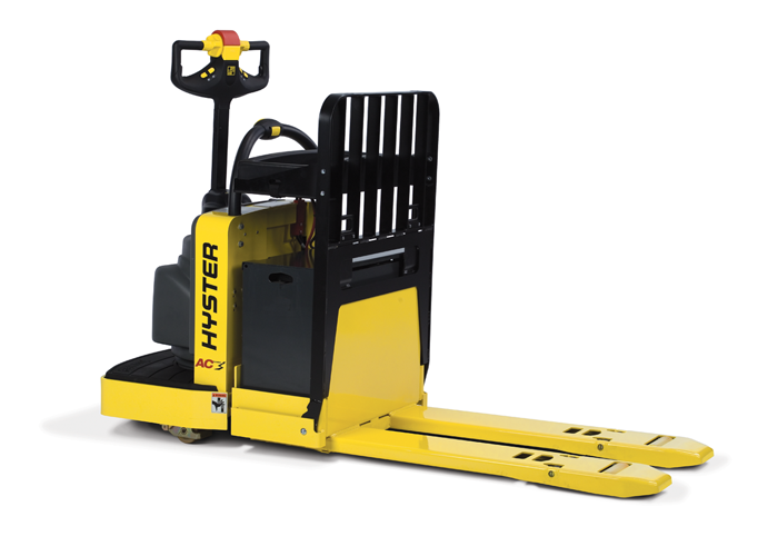 New yale mo25 alta equipment company for Motorized hand truck rental