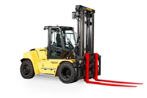Hyster heavy forklift from Alta Equipment,